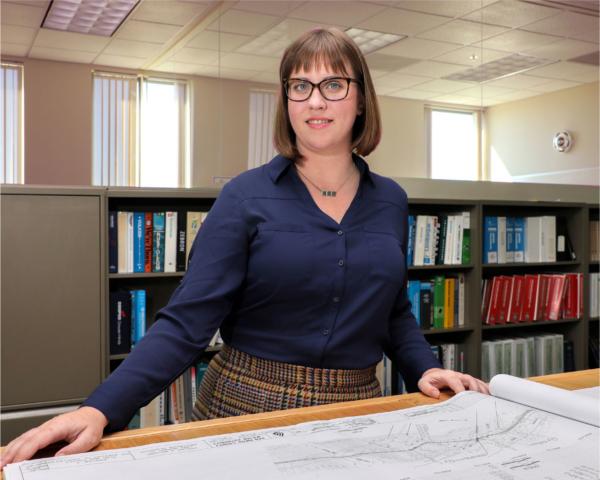 Emma Ward-McNally, Engineer II